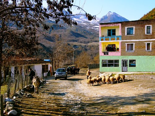 Moglice Village 2010